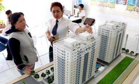 Siết tín dụng bất động sản, người mua nhà dễ 'chết đuối'