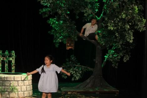 Những thiên thần nhỏ trong veo của đạo diễn Việt Linh