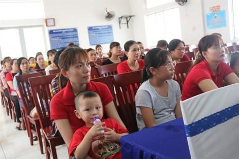 Quận 2: Hướng dẫn giáo viên cách xử trí khi trẻ bị hóc dị vật