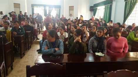 Công an tỉnh và Sở Nội vụ Đắk Lắk giám sát chặt chẽ kỳ thi tuyển sau vụ dư hơn 500 giáo viên