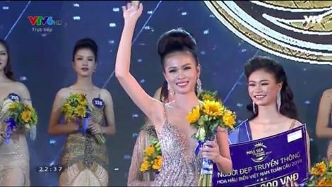 Người đẹp ứng xử tệ nhất đăng quang 'Hoa hậu Biển Việt Nam Toàn cầu 2018'