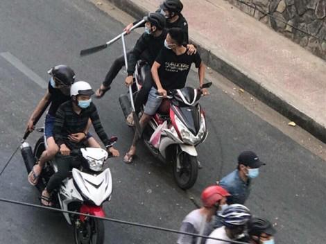 Vụ giang hồ hỗn chiến kinh hoàng giữa Sài Gòn do mâu thuẫn đá gà