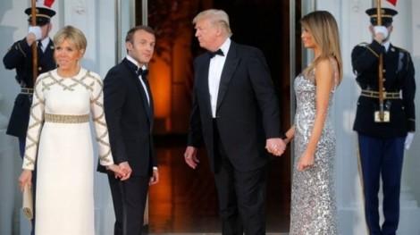 Brigitte Macron: Làm vợ Tổng thống Pháp 'không dễ'
