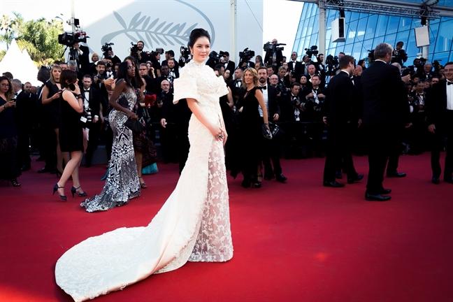 Chi can co tien la co the xuat hien tai Lien hoan phim Cannes