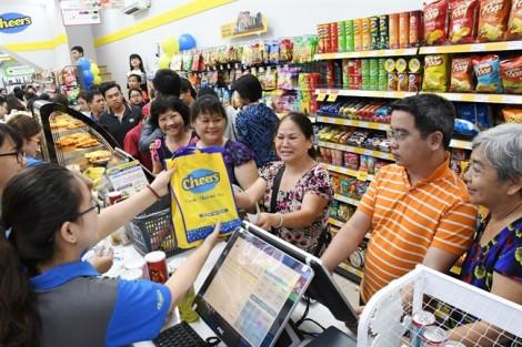 Saigon Co.op mở cửa hàng tiện lợi 24h Cheers