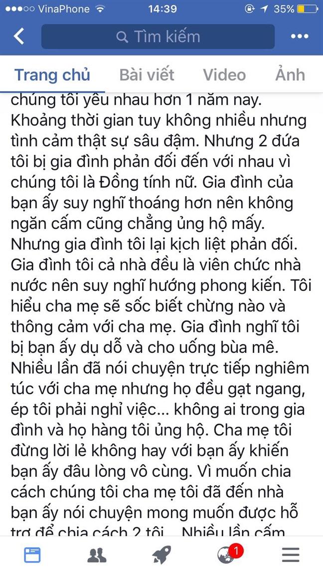 Chap nhan su 'lech lac' gioi tinh cua con khong he de