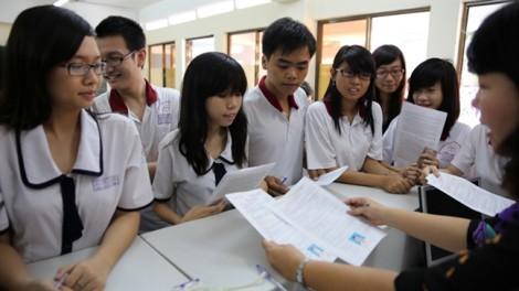 Bất cập từ kỳ thi THPT quốc gia