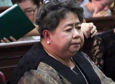 Đề nghị mức án 30 năm tù đối với đại gia Hứa Thị Phấn