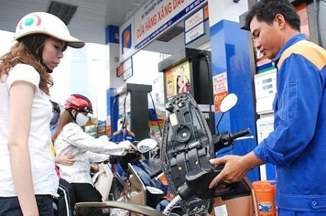 Từ 15h ngày 23/5, xăng dầu tiếp tục tăng giá