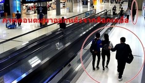 Du khách Trung Quốc bị bắt cóc tống tiền 11 tỷ đồng tại sân bay Bangkok
