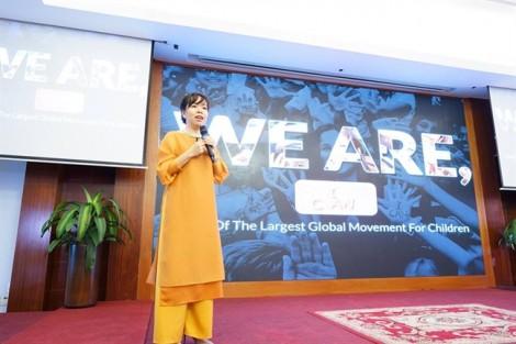 Phong trào trẻ em lớn nhất thế giới đến Việt Nam