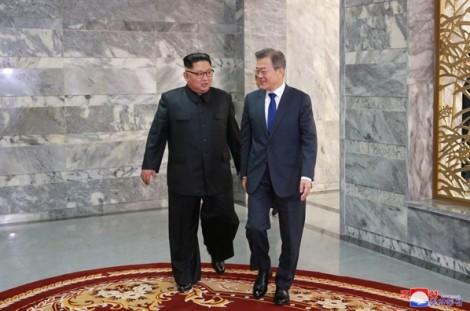 Hàn Quốc và Triều Tiên nhất trí gặp lần 3, trước Hội nghị với Mỹ