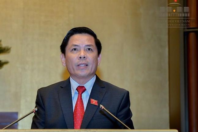 Bo truong Nguyen Van The se tra loi chat van sau on ao vu doi 'tram thu phi' thanh 'tram thu gia'