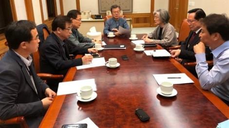 Hàn Quốc đã làm gì để kéo ông Trump và ông Kim khỏi 'bờ vực' chiến tranh?