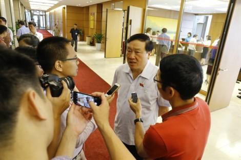 Chánh án TAND Tối cao Nguyễn Hòa Bình: Tôi tin Hội đồng xét xử sẽ có phán quyết đúng đắn vụ bác sĩ Hoàng Công Lương