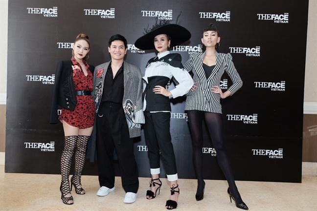 Vo Hoang Yen bi che mac xau ngay dau casting The Face 2018
