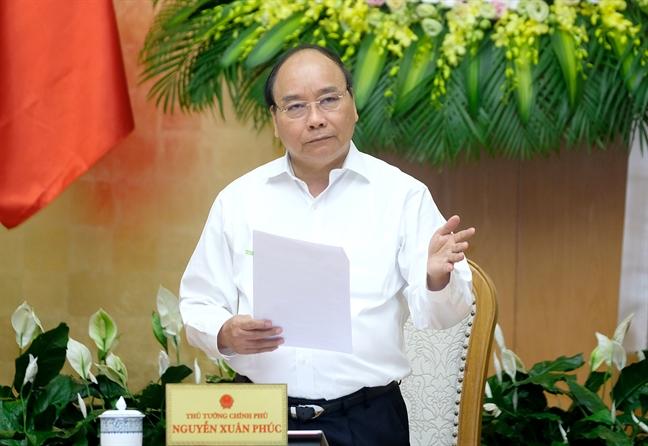 Thu tuong Nguyen Xuan Phuc: Khong su dung ten goi 'tram thu gia'