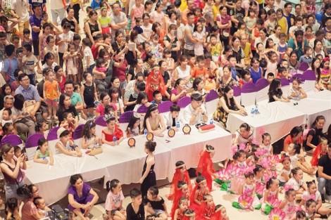 Nghệ sĩ Trịnh Tú Trung: Các bé có quyền  thể hiện mình ở sân chơi đúng mực