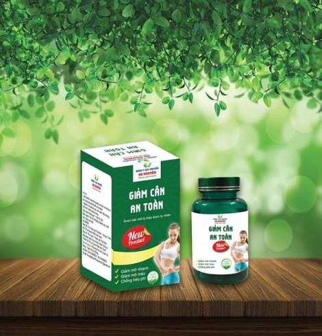Thu hồi sản phẩm 'Giảm cân họ Nguyễn' chưa đăng ký đã bán tràn lan