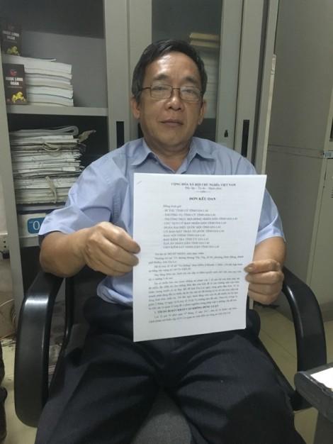 Dùng 'sim rác' tố tiêu cực, giám đốc doanh nghiệp bị xử phạt 12 tháng tù