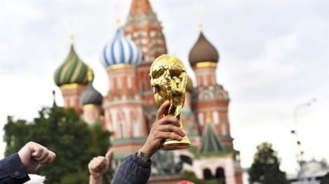 World Cup, xúc cảm từ quê hương cây đàn balalaika