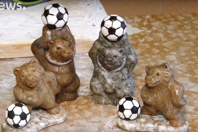 San tim qua luu niem dac sac mua World Cup 2018