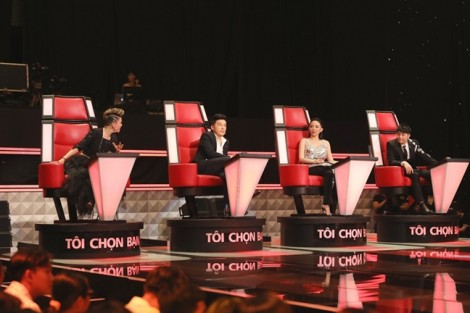 The Voice tắt tiếng?