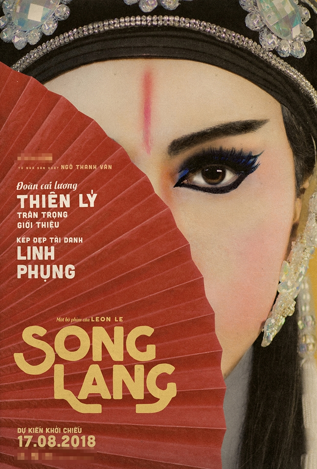 Ngo Thanh Van quyet dua cai luong len man anh rong