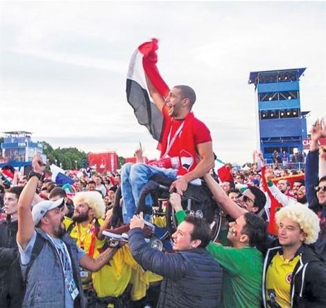 World Cup: Chất keo kết dính những trái tim