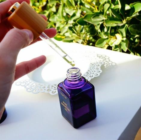 Dùng dầu dưỡng đúng cách, phát huy tác dụng cho da
