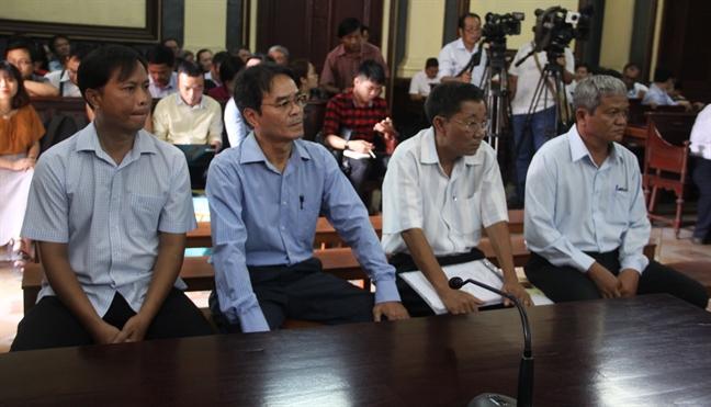 Nguyen pho thong doc Ngan hang Nha nuoc Dang Thanh Binh tu choi mot luat su