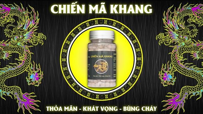 Thu hoi hang loat san pham ho tro chuyen 'phong the' cua co so gia danh bac si