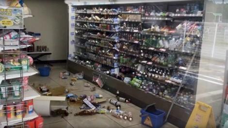 Nhật xử lý tin đồn ác ý trong trận động đất ở Osaka