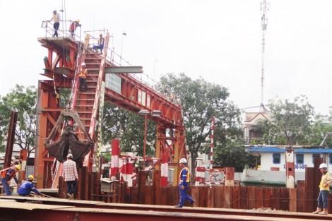 1.800 người nghỉ việc ở dự án chống ngập lớn nhất TP.HCM