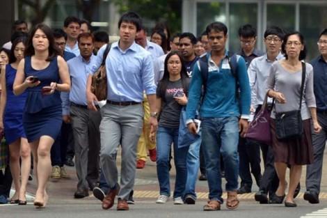 Chính phủ Singapore tặng 740 triệu USD cho người dân
