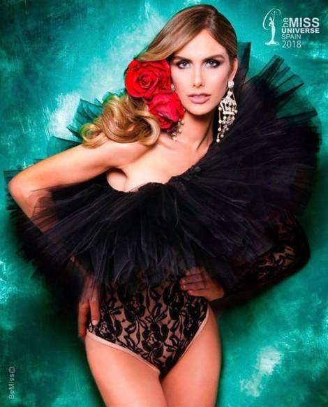 Người chuyển giới đăng quang Hoa hậu Hoàn vũ Tây Ban Nha