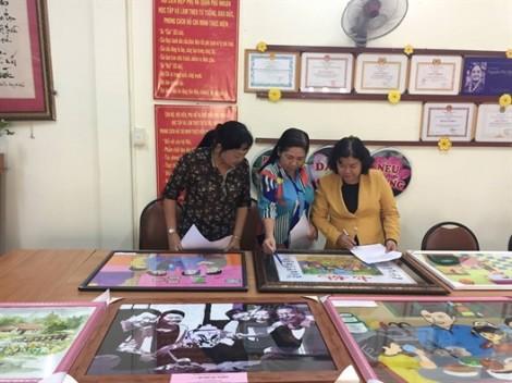 Phú Nhuận: Phường 17 đoạt giải nhất cuộc thi vẽ tranh 'Ngôi nhà hạnh phúc'