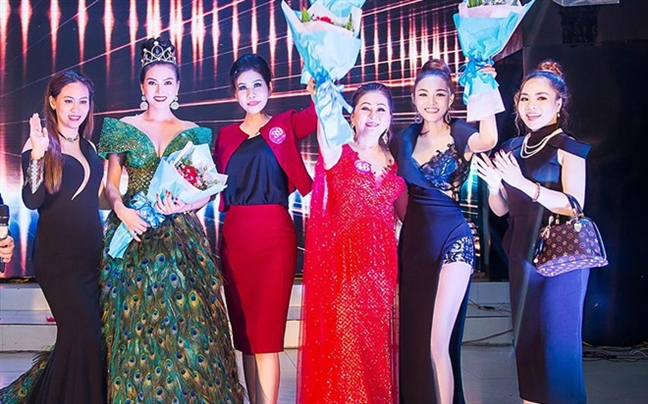 Thanh tra cuoc thi 'chui' danh cho nu doanh nhan tai Ba Ria - Vung Tau