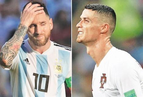 World Cup có nhiều điều để chú ý hơn là Ronaldo và Messi