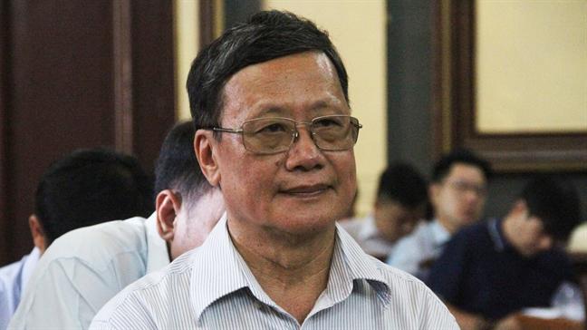 Xet xu nguyen Chu tich Ngan hang MHB cung dong pham gay thiet hai 350 ty