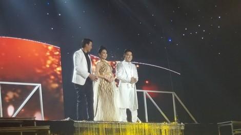 Thí sinh Trần Mỹ Ngọc đăng quang Quán quân 'Duyên dáng boléro 2018'