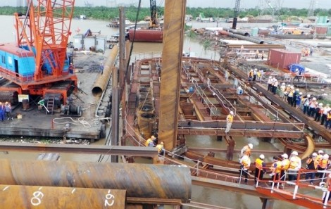 TP.HCM giải thích việc ngưng thi công của công trình chống ngập 10.000 tỷ đồng