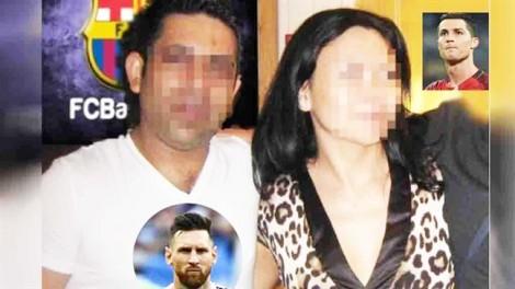 Ấm ức vì vợ khen Ronaldo giỏi hơn Messi, chồng quyết đệ đơn ly hôn