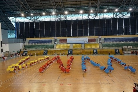 Vinamilk Sure Prevent đồng hành cùng 3.000 người cao tuổi tại Giải thi đấu thể dục dưỡng sinh TP.HCM