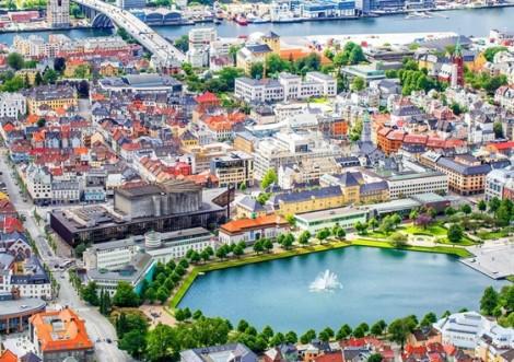 10 trải nghiệm tuyệt vời tại thành phố cổ tích Bergen