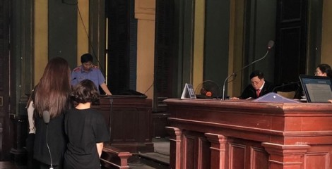 Thí sinh 'Solo cùng Bolero' môi giới mại dâm được hưởng án treo nhờ sinh con