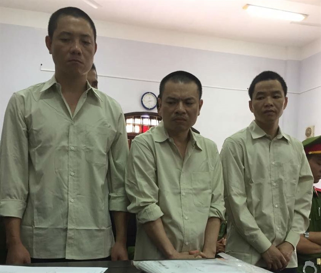 Giu nguyen muc an tu hinh doi voi bi cao Dang Van Hien