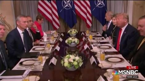 Tổng thống Trump nặng lời chỉ trích NATO