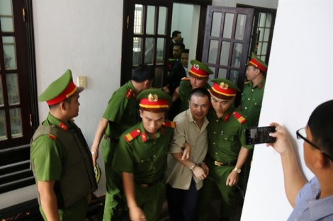 Giữ nguyên mức án tử hình đối với bị cáo Đặng Văn Hiến