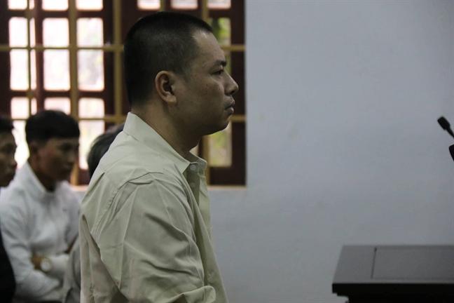Dang Van Hien gui don len Chu tich nuoc xin giam an tu hinh